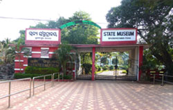 Museums in Odisha