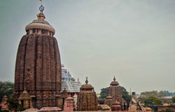 Temples in Odisha